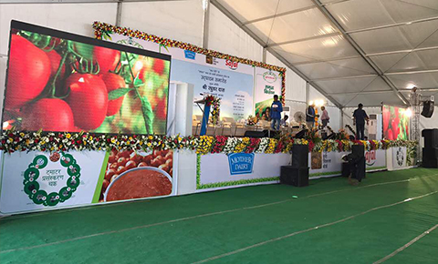 Mother Dairy Launch